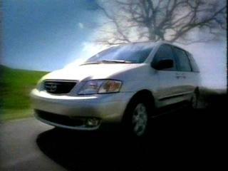 2001 - The Mazda MPV