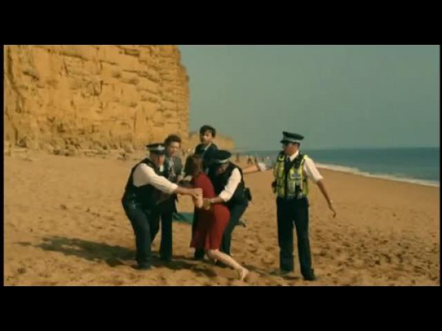 Broadchurch Бродчёрч Убийство на пляже 2013 2017 Trailer Трейлер сезон 1
