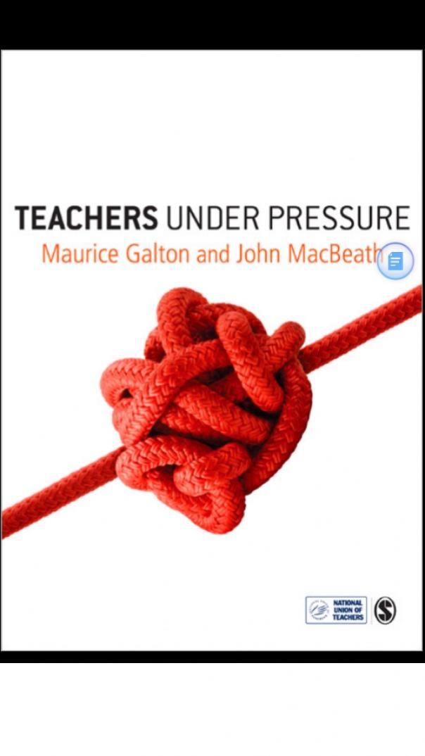 teachers under pressure