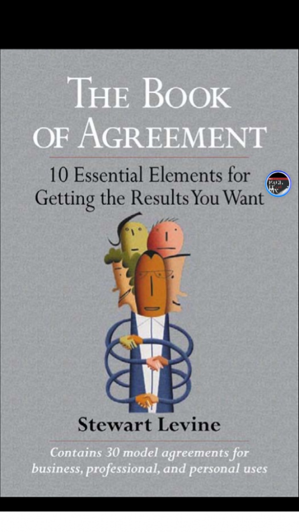 The Book of Agreement 10 Essentials