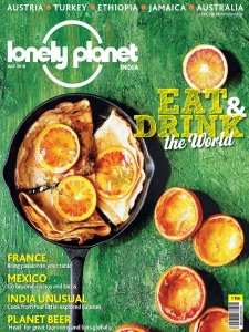 Lonely Planet India - July 2018