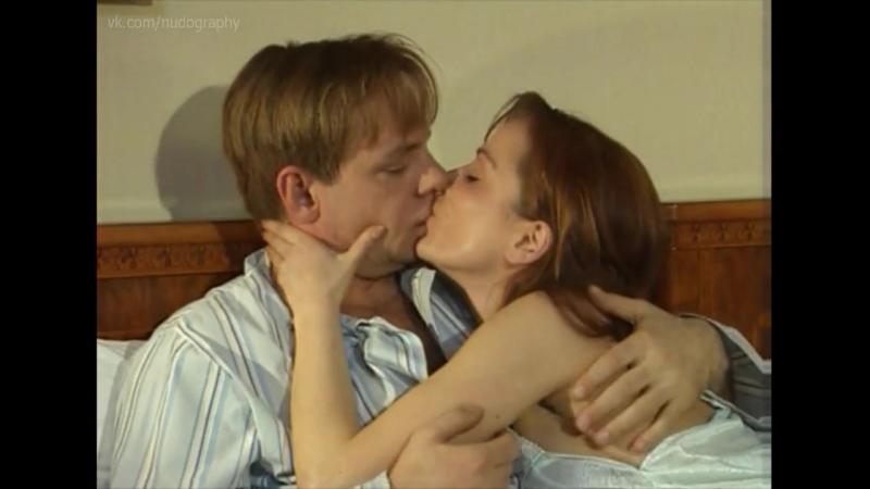 Екатерина Семенова в сериале Две судьбы (2002) - Серия 6 - Голая? Бельё