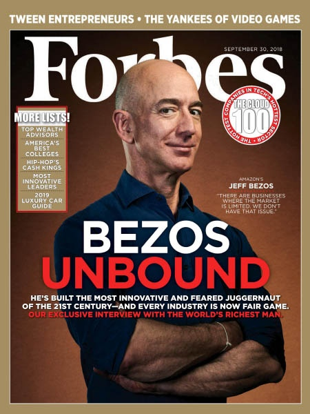 Forbes USA - September 30, 2018