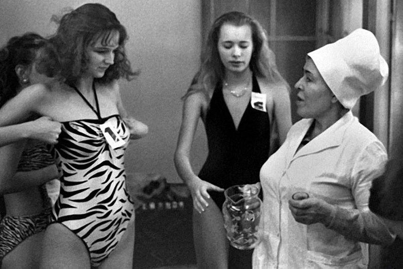 Первый советский конкурс красоты, 1988 г., изображение №7