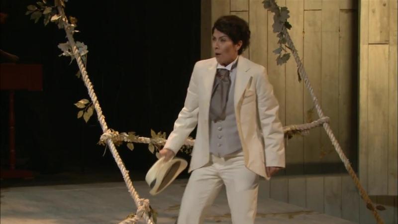 Teatro Valeria Moriconi - Giovanni Battista Pergolesi: Il Flaminio (Jesi, 2010) - Акт I