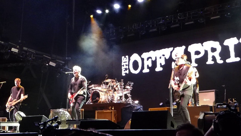 The Offspring Can't Get My Head Around You LIVE 8 4 18