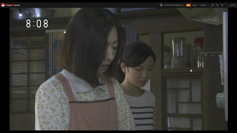 828 連続テレビ小説 半分、青い。(128)「何とかしたい!」「NHK asadora Hanbun, Aoi」