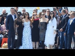 Marion Cotillard, Jessica Chastain, Penelope Cruz and more at 355 photocall in Cannes