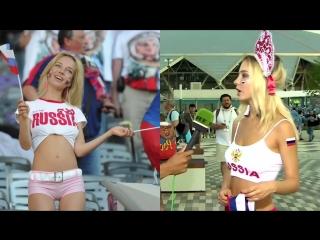 Russian natalia andreeva the most beautiful girl at 2018 fifa world cup