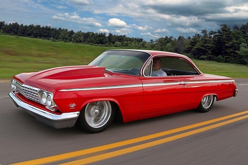 Chevy Impala 1962 года: самый правильный кастом, изображение №19
