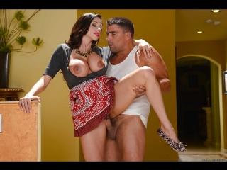 Astonishing Ariella Ferrera With Big Boobs Taking A Dick big tits milf Boobs mom Brazzers wife anal ass blow job hand job