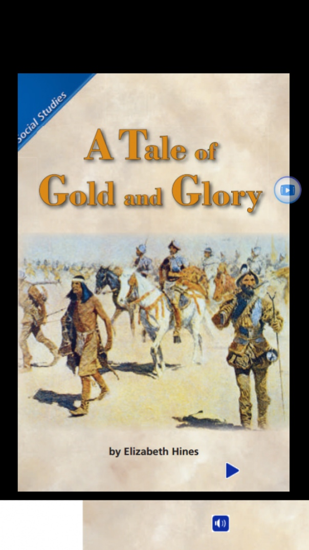A Tale Of Gold And Glory