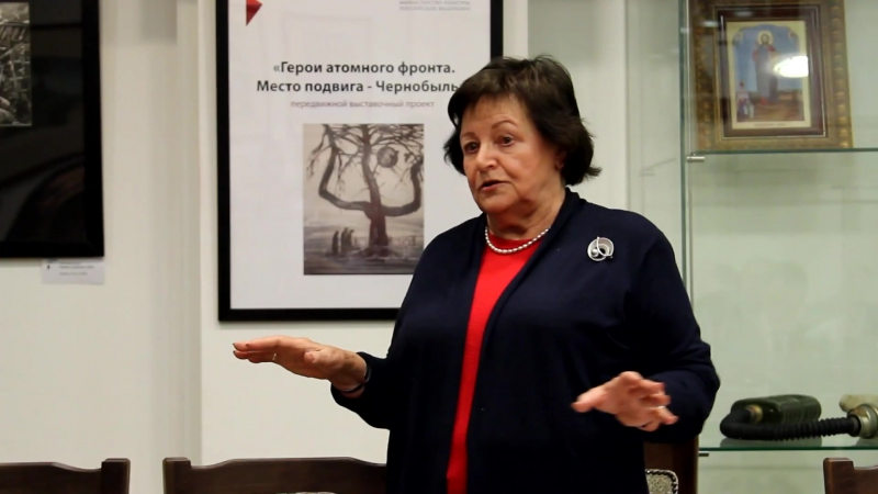 МДН Встреча Лекция Дробижева Леокадия Михайловна