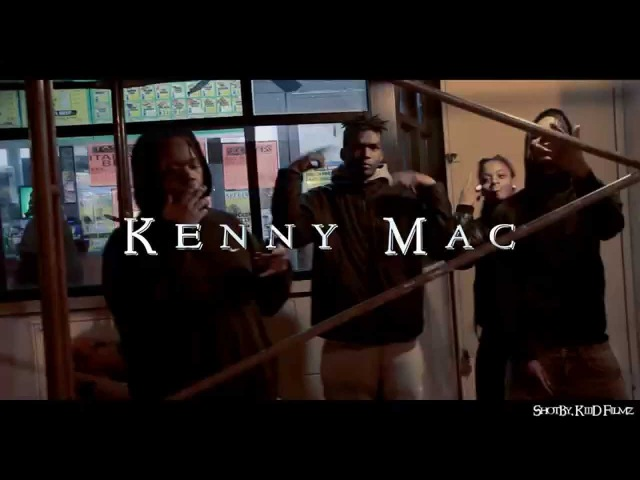 Kenny Mac Wit This Shit Shotby Kidd Kc Official video HD