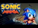 Sonic Mania Studiopolis Zone Instrumental Cover
