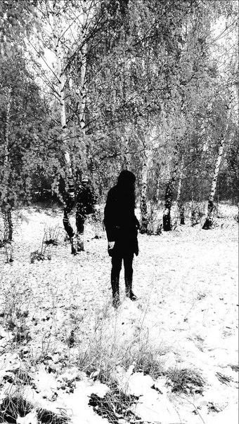 Агата Гётте: Я, мой снег и пустота...