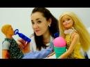 Барби мультфильмы Кен БЕЗ ГОЛОСА от мороженого! 🍧 Игры в доктора с КуклаБарби
