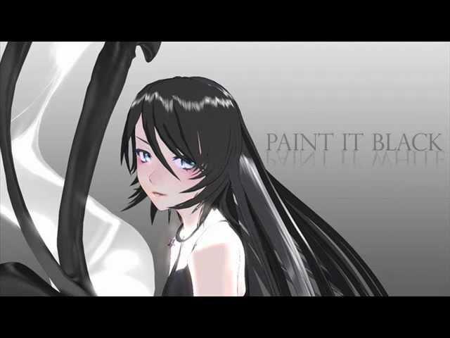 VOCALOID3 Mew Paint it Black Aoku Nure cover VSQx