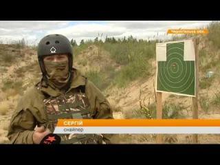 700 м, СВД и один выстрел - уникальные соревнования снайперов ВСУ