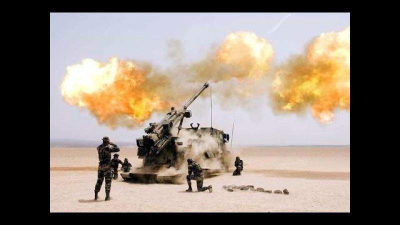 Caesar 155mm Цезарь Самоходная гаубица фр Camion Equipe d'un Systeme d'ARtillerie