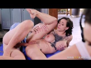 Harlow Harrison amp Jessy Jones Midwife Crisis [Anal,Ass Worship,Big Tits,Big Tits Worship,Blowjob,Brunette,Cheating,Yoga]