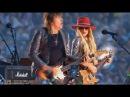 Richie Sambora and Orianthi - Dead Or Alive - Livin' On A Prayer - Live in Sydney - 2016 NRL Final