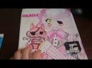 Мои рисунки аниме и фнаф