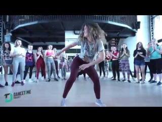RUDE GYAL SWING BY DEEBUZZ TREESHA CHOREO BY KATERINA TROITSKAYA (DANCEHALL FUNK)
