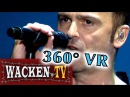 Blind Guardian - The Bards Song In the Forrest - 360° VR - Live at Wacken Open Air 2016
