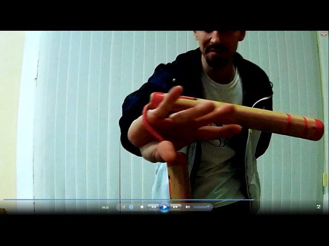 Нунчаку видео уроки Фингер трикс вращение на пальце