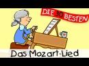 Das Mozart Lied Klassiklieder zum Mitsingen Kinderlieder