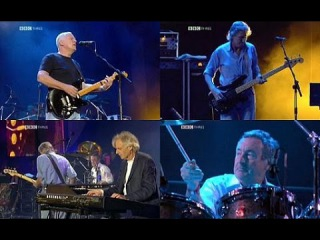 Pink Floyd - The Last  Concert (Gilmour, Waters, Mason,Wright )
