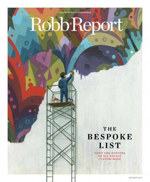 Robb Report USA October 2017