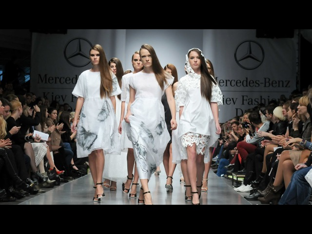 Mercedes Benz Kiev Fashion Days F W 2017 18 MBKFD MODELS