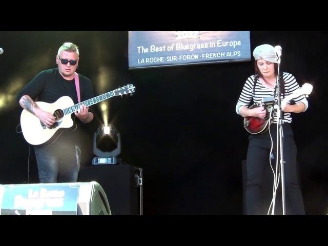Duo RO - The Cowboys Dreams - La Roche Bluegrass Festival 2017