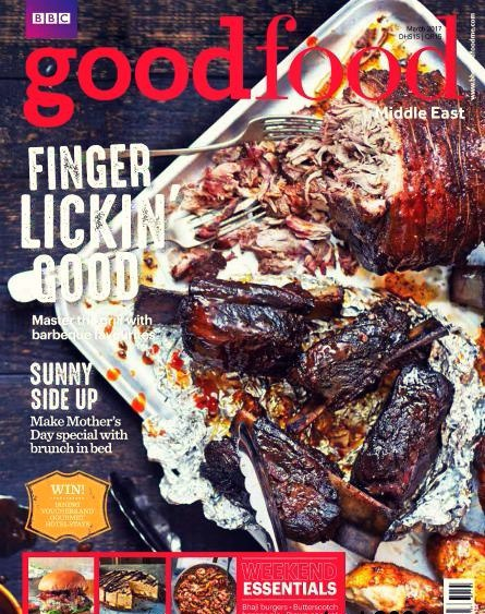 BBC Good Food Middle East March 2017