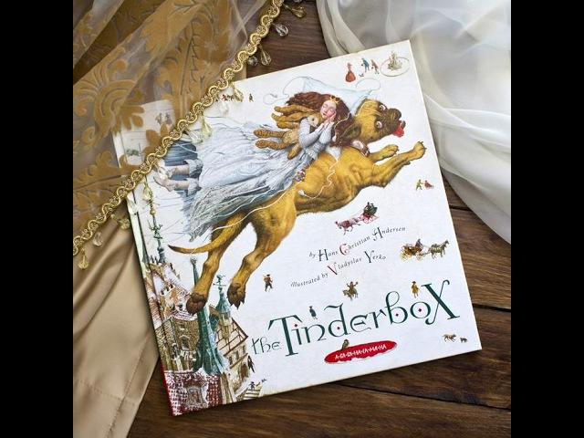 The Tinderbox («Огниво» на английском) от А-ба-ба-га-ла-ма-га