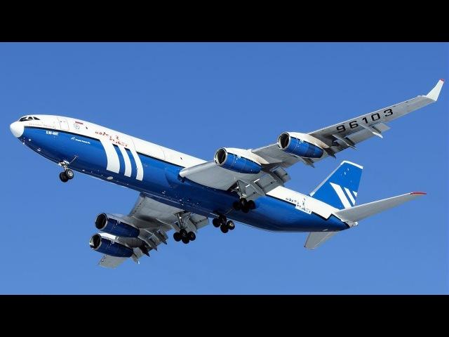 Ил 96 400М будущий флагман авиации России