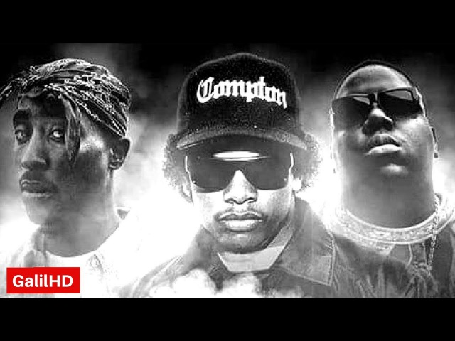 2Pac - Heavy In This Game [ Ft. Eazy E, Biggie, Ice Cube ]