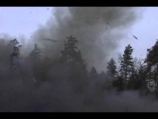 Испытания системы аварийного покидания экипажем вертолёта Ка 52