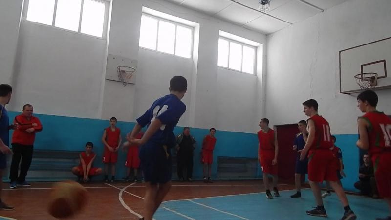 Баскетбол Вельбівно Мощаниця