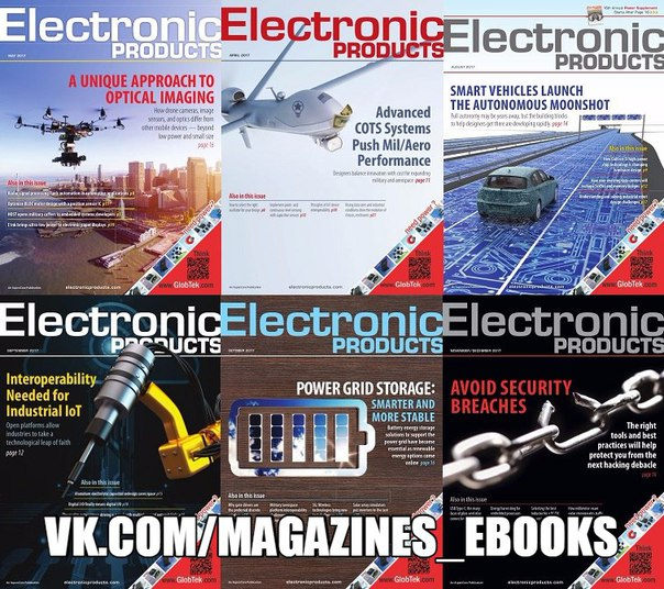 Electronic Products - September 2017