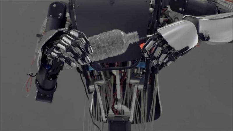 Японцы показали возможности робота аватара MELTANT α