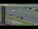 Folger leads his home Grand Prix