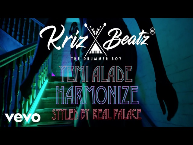 Krizbeatz ft Yemi Alade Harmonize 911 Official Video