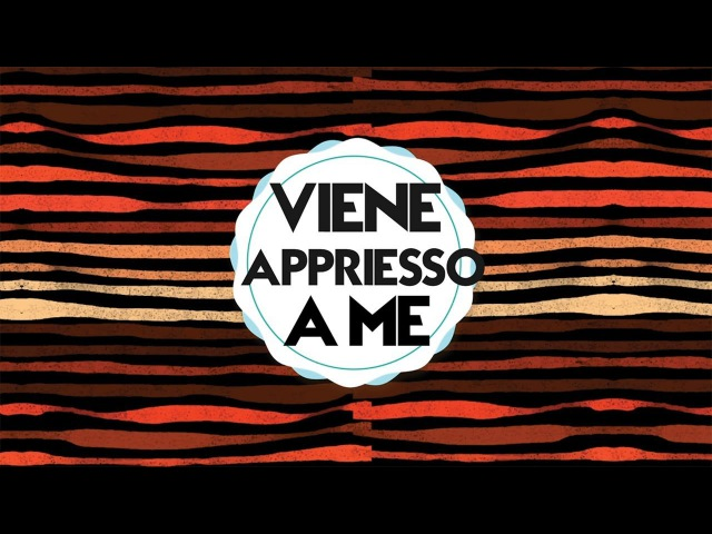 Ivan Granatino Viene appriesso a me ft Giusy Attanasio Parleme Afro Trap