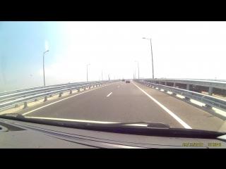 """Blog president show34.прокатился по крымскому мосту"""""""