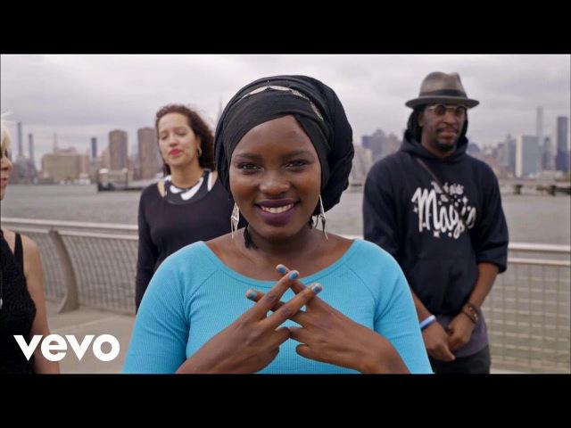 M, Toumani Sidiki Diabaté, Fatoumata Diawara - Solidarité (ft. Santigold, Hiba Tawaji...