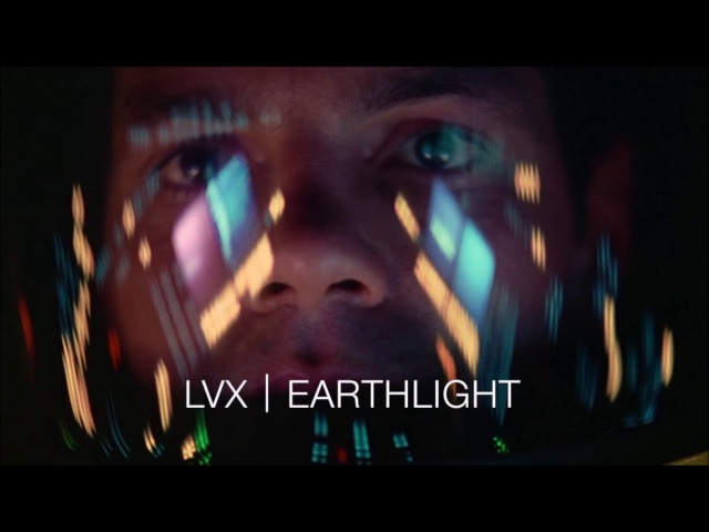 LVX - Earthlight (Official Video) - RetroSynth Records 2017 Synthwave