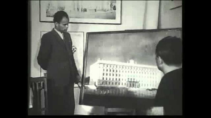Восстановление Кишинёва 1944 1960 е гг